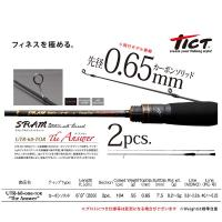 Tict SRAM Ultimate Tune UTR-68-TOR The Answer /Spinning Rods
