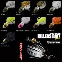 GANCRAFT KillersBait mini II 3/8oz